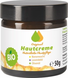 Hautcreme mit Bio-Rohstoffen - ARIES
