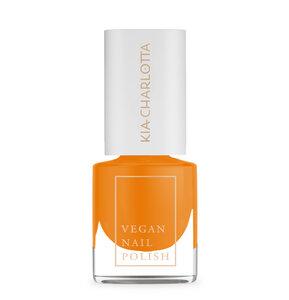 Veganer Nagellack › HELIOPHILIA ‹ Mandarin-Orange - Kia-Charlotta