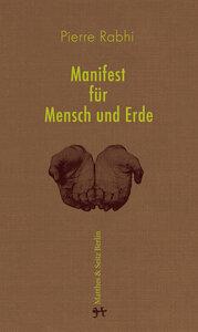 Manifest für Mensch und Erde - Matthes & Seitz Verlag