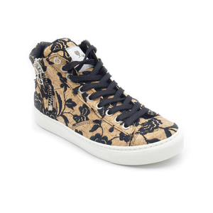 NAE Milan Kork - Damen Vegan Sneakers - Nae Vegan Shoes