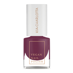 Veganer Nagellack › SUPER POWERS‹ Wine Red - Kia-Charlotta