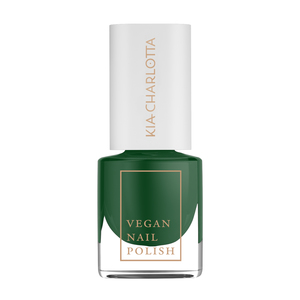 Veganer Nagellack ›IN THE JUNGLE‹ A Dark Green - Kia-Charlotta