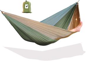 Single Reise-Hängematte Camouflage - MoreThanHip