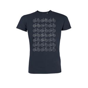 T-Shirt - Guide - Bike All Over - GreenBomb