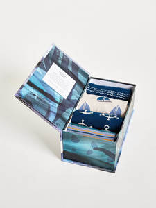 SEAWARD SOCK GIFT BOX - Thought | Braintree