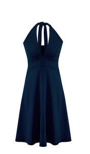 Neckholder Kleid Marilyn Stil - bill, bill & bill