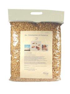 Bio Dinkelspelzen mit Kautschuk 12 Liter - Speltex
