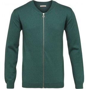 Cotton/Cashmere Cardigan - GOTS -baybarry - Knowledge Cotton Apparel
