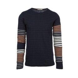 Orvar patched stripe - Nudie Jeans