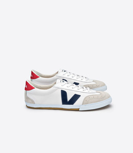 VOLLEY CANVAS WHITE NAUTICO PEKIN - Veja