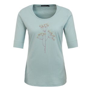 T-Shirt Deep Plants Blowball - GreenBomb