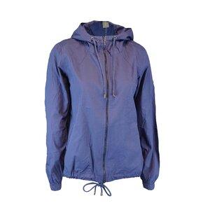 Jacke mit Kapuze Damen Blau - Madness