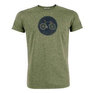 T-Shirt - Guide - Bike Shield - GreenBomb