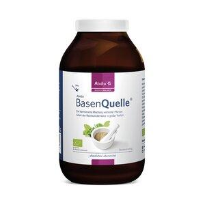 Alvito BasenQuelle 250 g Bio - Pflanzliche Nährstoffe pur - Alvito