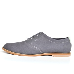 '54 Anthracite + Mint Baumwoll Oxford - SORBAS