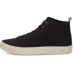 Toms - Blak Oxford Lenox Mid Sneaker - Toms