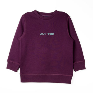 Basic Sweater (Bio-Baumwolle, kbA) - Manitober