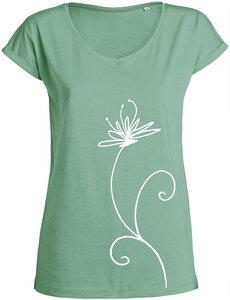 Blumenliebe shirt girl - WarglBlarg!