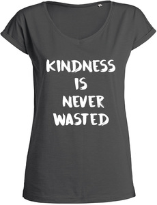 Kindness shirt girl - WarglBlarg!