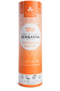 Soda Deodorant Push Up Carton vanilla orchid  - Ben&Anna