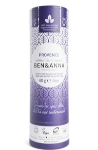 Soda Deodorant Push Up Carton provence - Ben&Anna