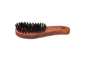 Haarpflegebürste mit Wildschweinborste, 7-reihig - Kostkamm