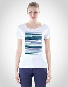 Denise T-Shirt / 0001 Bambus & Bio-Baumwolle / WA1 - Re-Bello