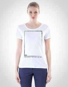 Denise T-Shirt / 0001 Bambus & Bio-Baumwolle / BRK - Re-Bello