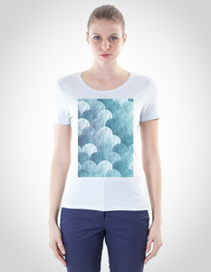 Denise T-Shirt / 0102 Bambus & Bio-Baumwolle / SHE - Re-Bello