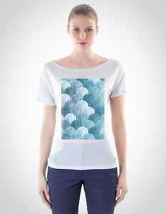 Milli T-Shirt / 0102 Eukalyptus / SHE - Re-Bello