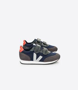 Sneaker Kinder - Arcade Kids B-Mesh - Nautico Orange Fluo - Veja