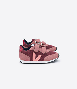 ARCADE SMALL PIXEL BURGUNDY DRIED PETAL BLUSH - Veja