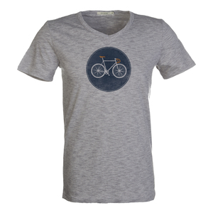 T-Shirt Peak Bike Shield - GreenBomb