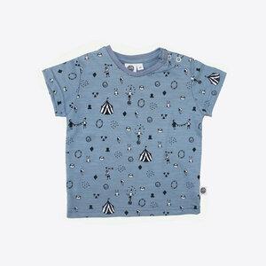 T-Shirt Zirkus - Pünktchen Komma Strich