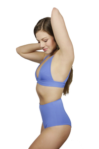 Recycling Bikinihose 'Lorehigh' sailorblue - Frija Omina