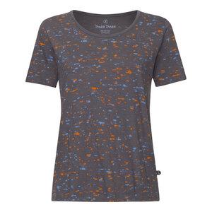 Marble TT64 T-Shirt Damen dunkelgrau Bio & Fair - THOKKTHOKK