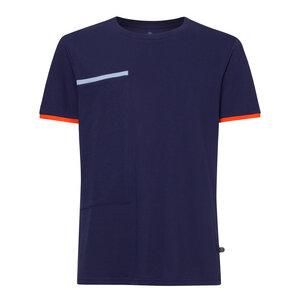 Pocket TT02 T-Shirt Herren Dunkelblau Bio & Fair - THOKKTHOKK