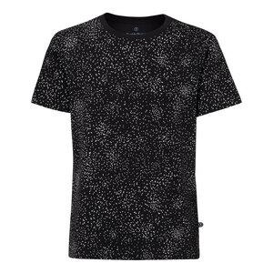 Felttip T-Shirt Herren weiß/schwarz Bio & Fair - ThokkThokk
