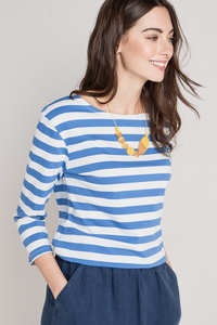 Cornish Sailor Top - Wirl Chalk - Seasalt Cornwall