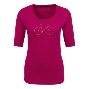 T-Shirt Deep Bike golden Bike - GreenBomb