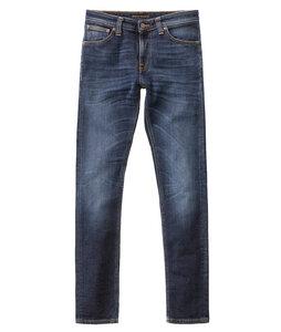Skinny Lin Dark Deep Worn - Nudie Jeans