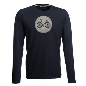 Longsleeve Jazzy Bike Shield - GreenBomb