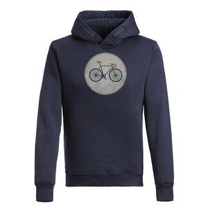 Hooded Sweater Star Bike Shield - GreenBomb
