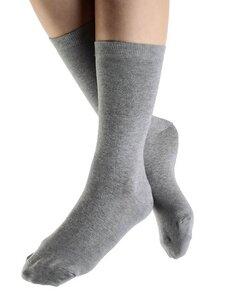 3 Paar Damen Herren Socken 5 Farben Bio-Baumwolle Freizeitsocken - Albero