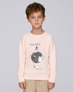 Sweatshirt mit Motiv / Explore the Universe  - Kultgut