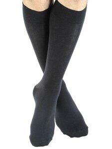 3 Paar Strümpfe 5 Farben Bio-Baumwolle Socken längere bunt Höhe - Albero