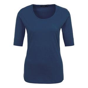 T-Shirt Deep Basic Ocean Blue - GreenBomb