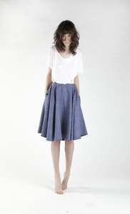 Circle Skirt Capsule - Y/O/U