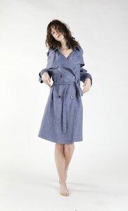 Trench Coat Capsule blau - Y/O/U