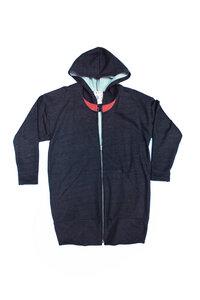 Maximal Zipjacket Biobaumwolle - TRECHES